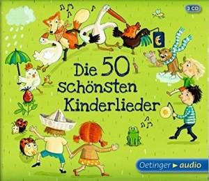 Cover: Die 50 schönesten Kinderlieder