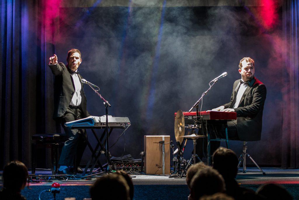 Notenlos live - Fotograph Rolf Demmel